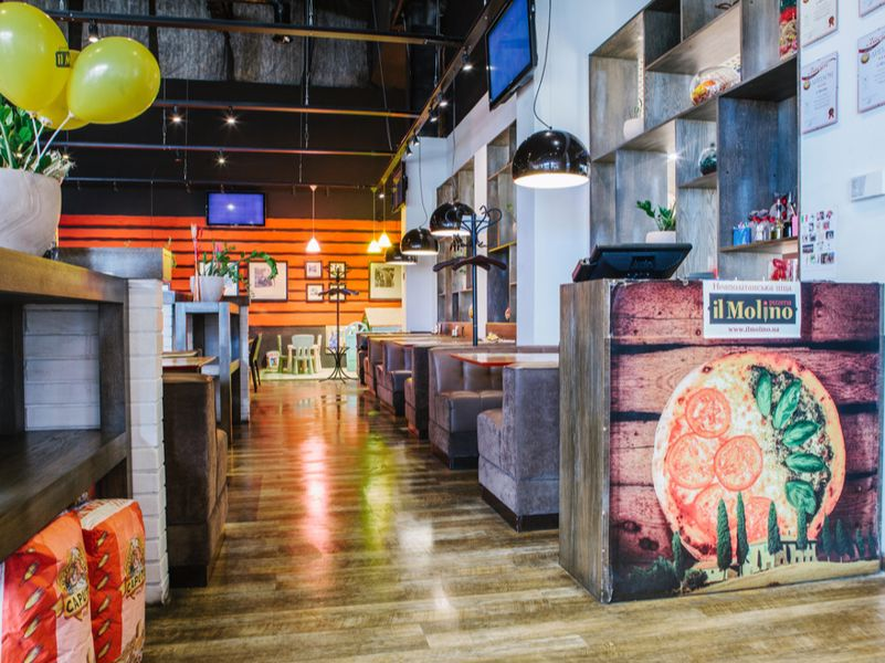 Меню ресторана Il Molino (Иль Молино) в городе Киев, отзывы клиентов ⭐ TipMyMenu