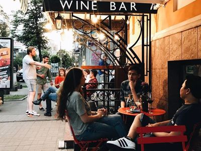 Фото Like a Local's wine bar Киев