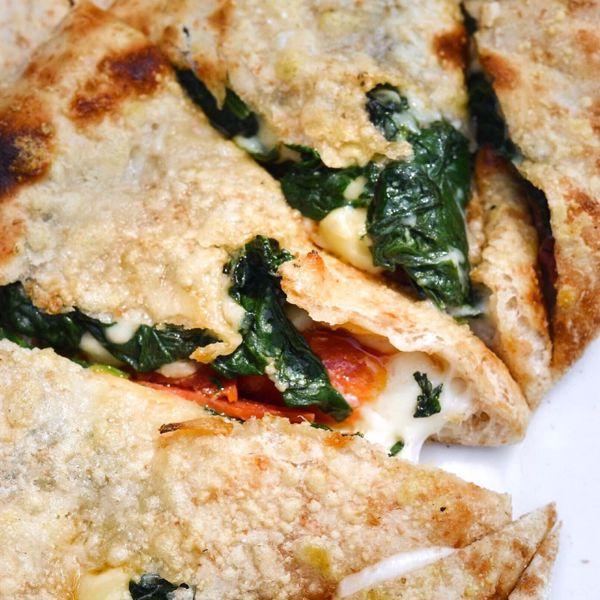 Фото Кальцоне - закрита піца в il Molino