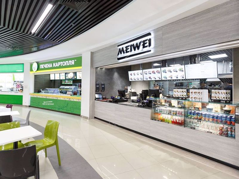 Меню ресторану Meiwei в місті Київ, відгуки клієнтів ⭐ TipMyMenu