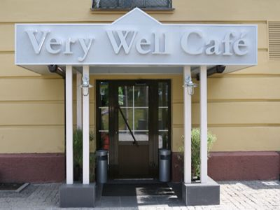 Фото Very Well Cafe Киев