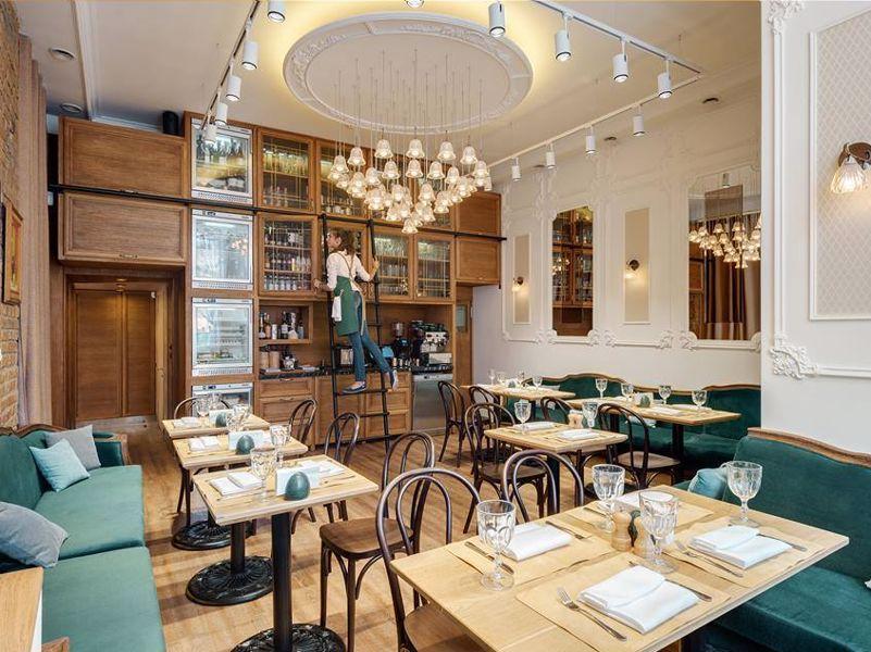 Меню ресторана Канапка Бар в городе Киев, отзывы клиентов ⭐ TipMyMenu