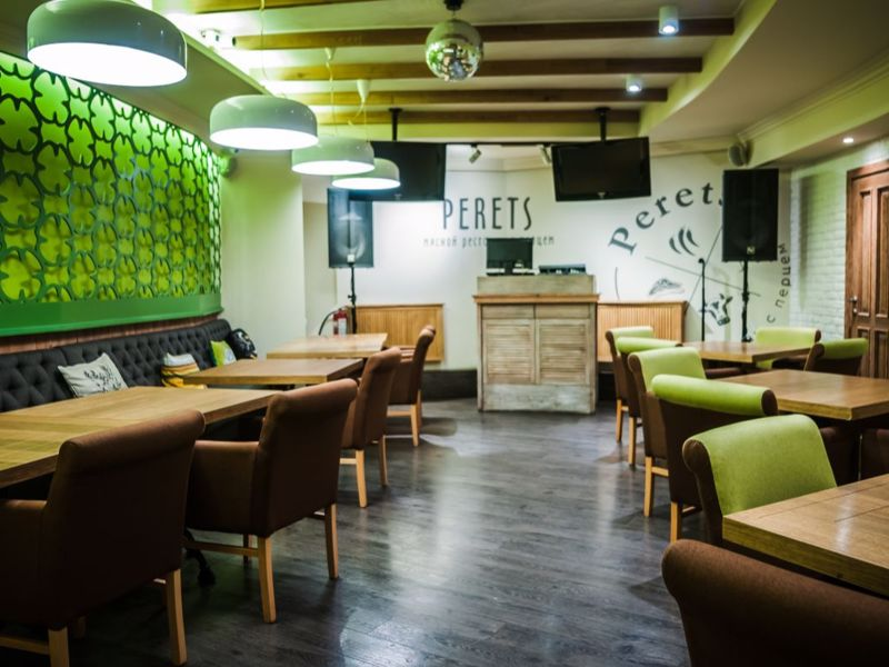 Меню ресторана Perets в городе Киев, отзывы клиентов ⭐ TipMyMenu