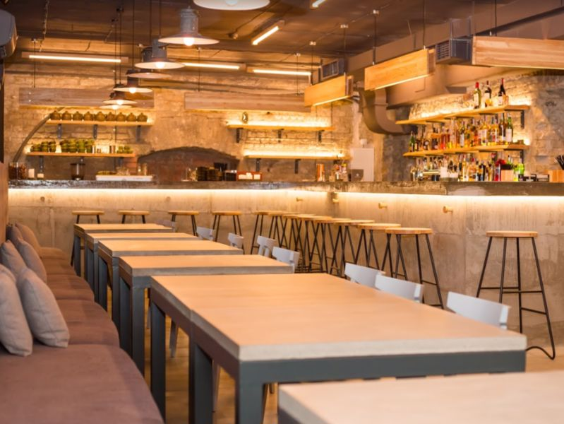 Меню ресторана Rebra & Kotlety в городе Киев, отзывы клиентов ⭐ TipMyMenu