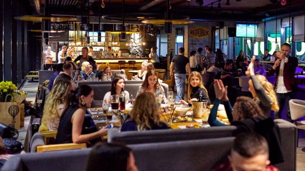 Меню ресторана 3B CAFE в городе Киев, отзывы клиентов ⭐ TipMyMenu
