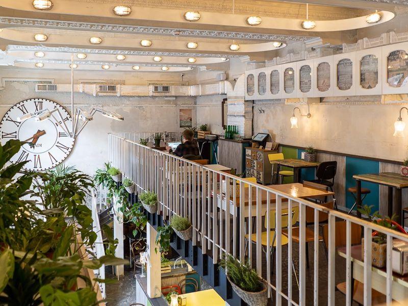 Меню ресторану Adelle (Адель) у місті Київ, відгуки клієнтів ⭐ TipMyMenu