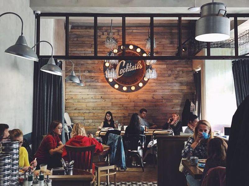 Меню кафе Milk Bar (Милк Бар) в городе Киев, отзывы клиентов ⭐ TipMyMenu