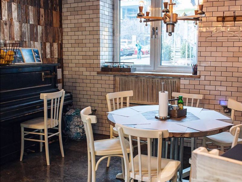 Меню ресторана Fishkultura (Фишкультура) в городе Киев, отзывы клиентов ⭐ TipMyMenu