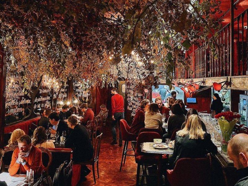 Меню ресторану Wine Love (Вайн Лав) у місті Київ, відгуки клієнтів ⭐ TipMyMenu
