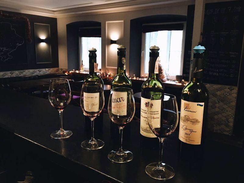 Меню ресторана Like a Local's wine bar в городе Киев, отзывы клиентов ⭐ TipMyMenu
