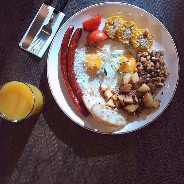 Фото Великий сніданок в Косатка