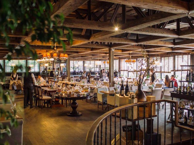 Меню ресторана Vino e Cucina (Вино Кучина) в городе Киев, отзывы клиентов ⭐ TipMyMenu
