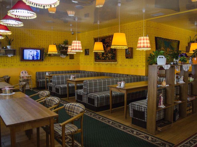 Меню ресторана Вареничная Катюша   в городе Киев, отзывы клиентов ⭐ TipMyMenu
