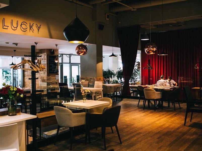 Меню ресторана Lucky Restaurant Vinoteque в городе Киев, отзывы клиентов ⭐ TipMyMenu