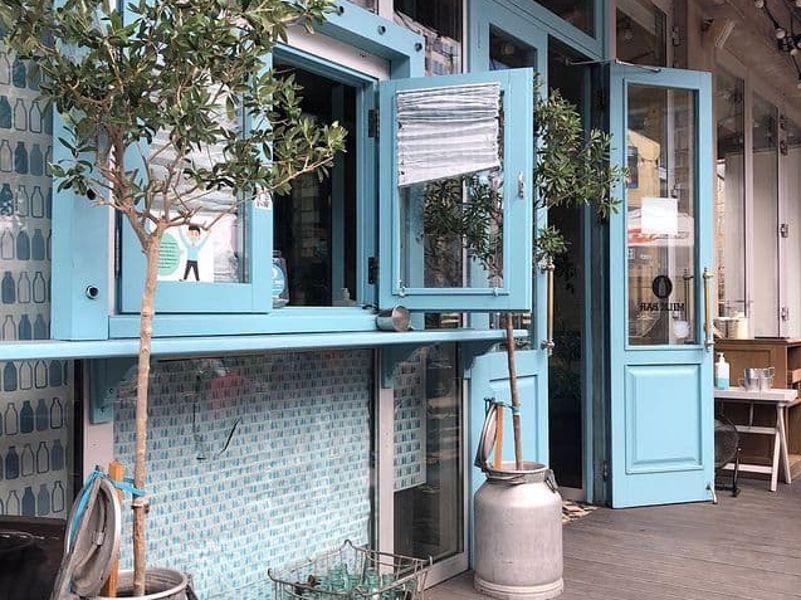 Меню ресторану Milk Bar (Мілк Бар) у місті Київ, відгуки клієнтів ⭐ TipMyMenu