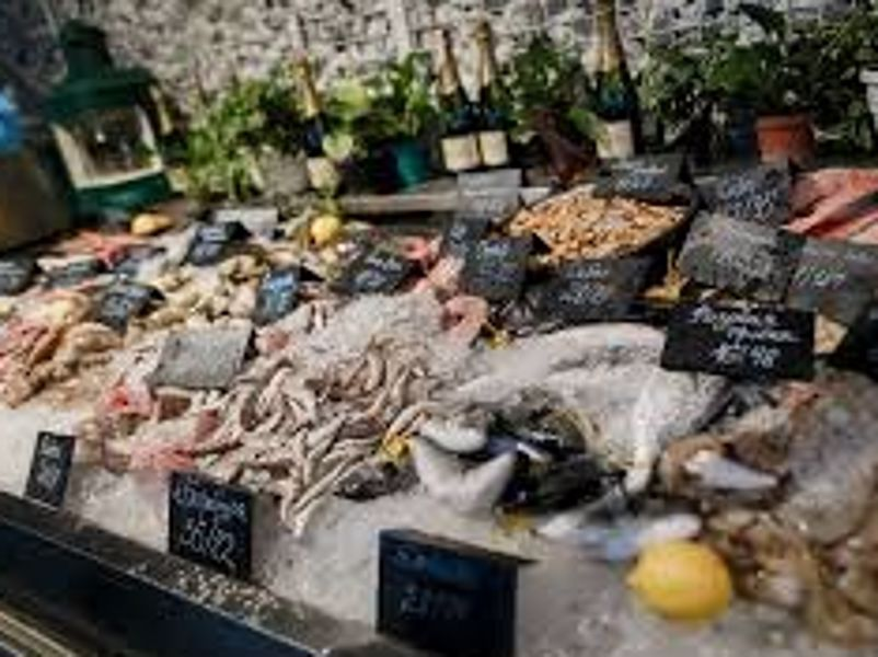 Меню ресторана Черноморка  в городе Киев, отзывы клиентов ⭐ TipMyMenu