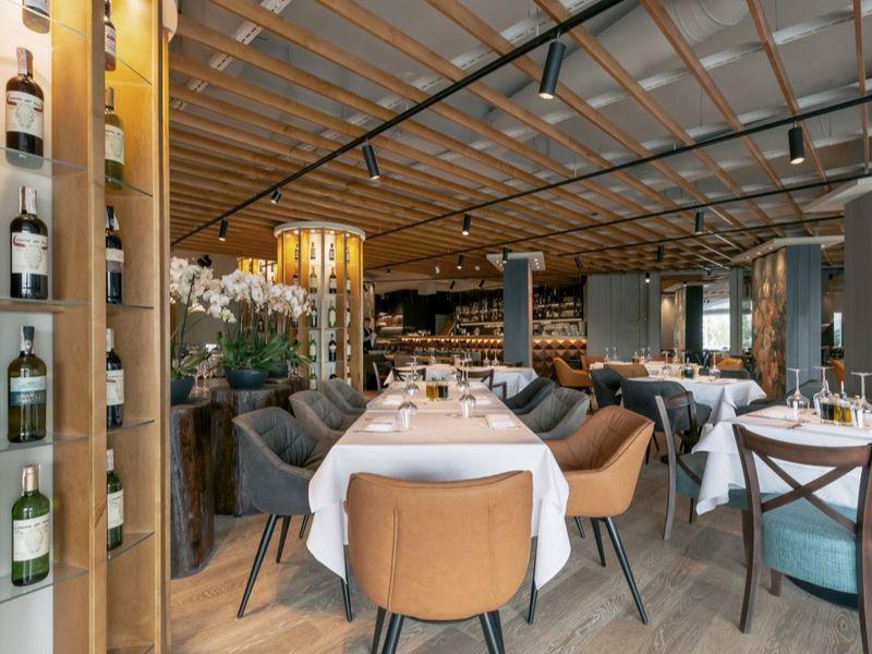 Меню ресторана Corvina в городе Киев, отзывы клиентов ⭐ TipMyMenu