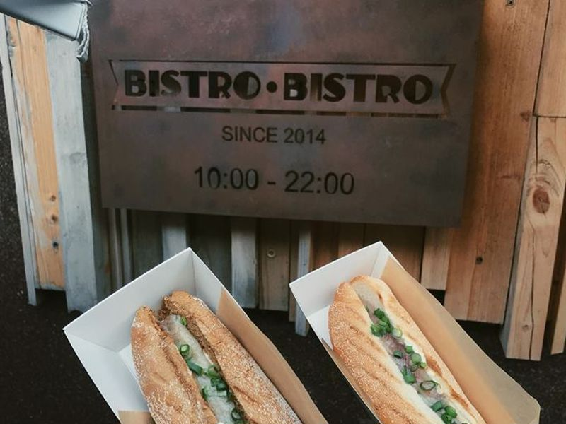 Меню ресторана Bistro Bistro (Бистро Бистро) в городе Киев, отзывы клиентов ⭐ TipMyMenu