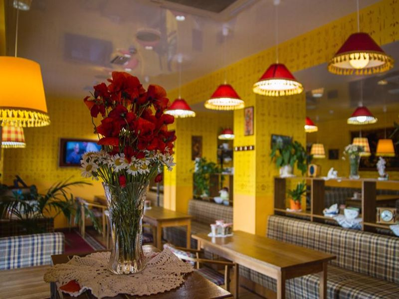 Меню ресторану Вареничная Катюша   в місті Київ, відгуки клієнтів ⭐ TipMyMenu