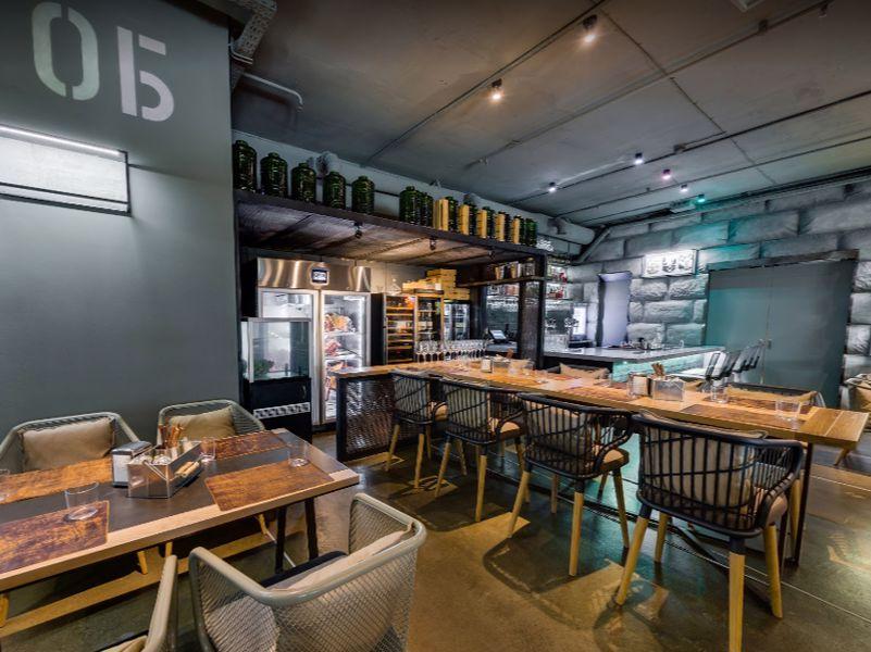 Меню ресторана Остання Барикада в городе Киев, отзывы клиентов ⭐ TipMyMenu