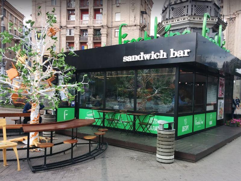 Меню ресторану Fresh line в місті Київ, відгуки клієнтів ⭐ TipMyMenu