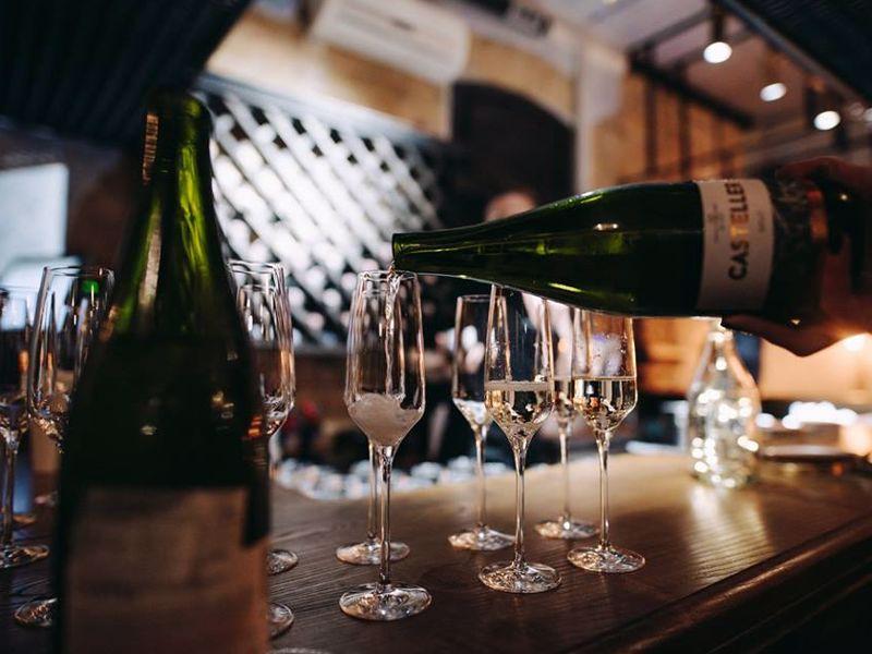 Меню ресторана Wine Not в городе Киев, отзывы клиентов ⭐ TipMyMenu