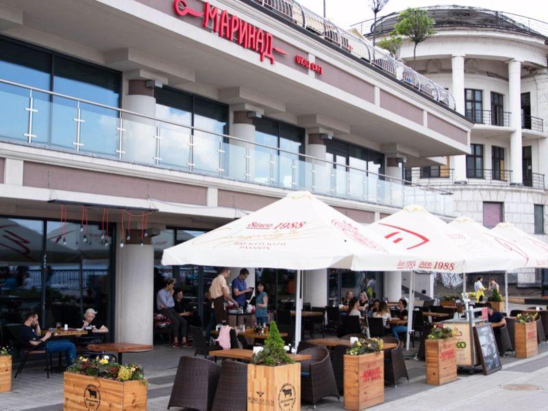 Меню ресторана Маринад grill cafe в городе Киев, отзывы клиентов ⭐ TipMyMenu