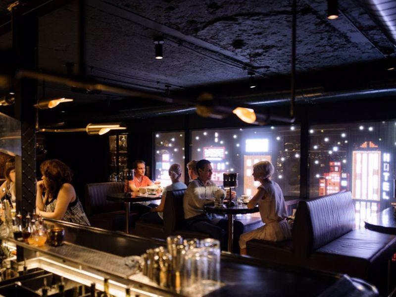 Меню ресторана Hendrick's bar в городе Киев, отзывы клиентов ⭐ TipMyMenu